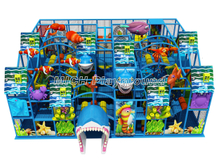 Hot Sale Indoor Amusement Soft Playground for Children