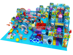 Mich Manufacture Kids Indoor Playground Equipment for Sale