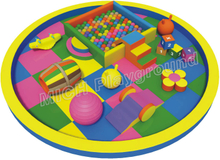 Children soft play sponge mat playground 1101C