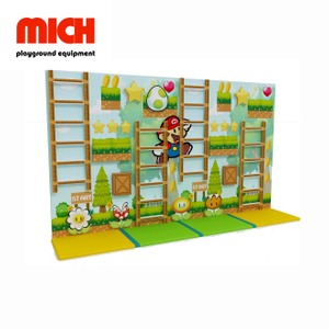 Mich Custom Indoor Climbing Equipment for Toddlers