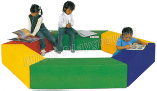 Indoor kindergarten soft play toys 1095A