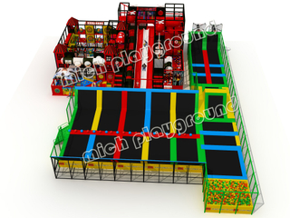 Mich trampoline park 5115A