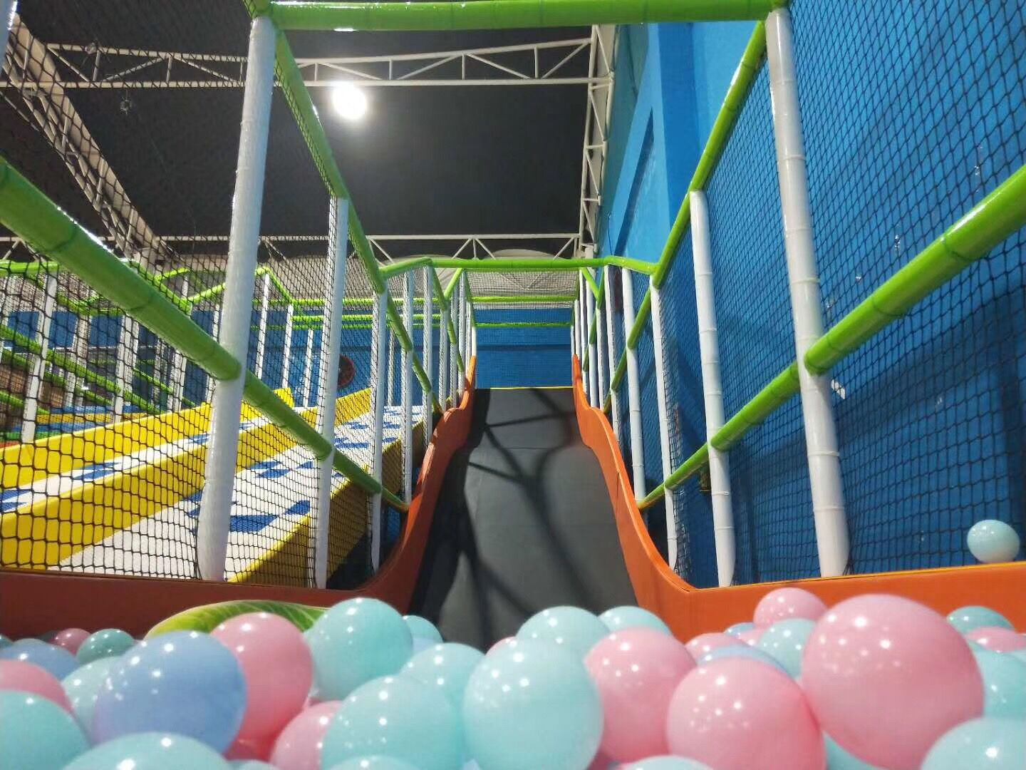 Why Do People Think Kids Indoor Playgrounds are a Good Idea?