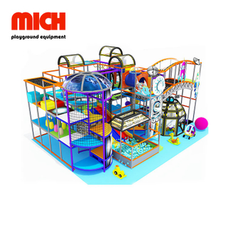 Kids Indoor Space Theme Playground Equipment Supplier