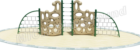 Kids outdoor climbers 1106A