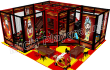 Kids Amusement Soft Indoor Playground 6607B