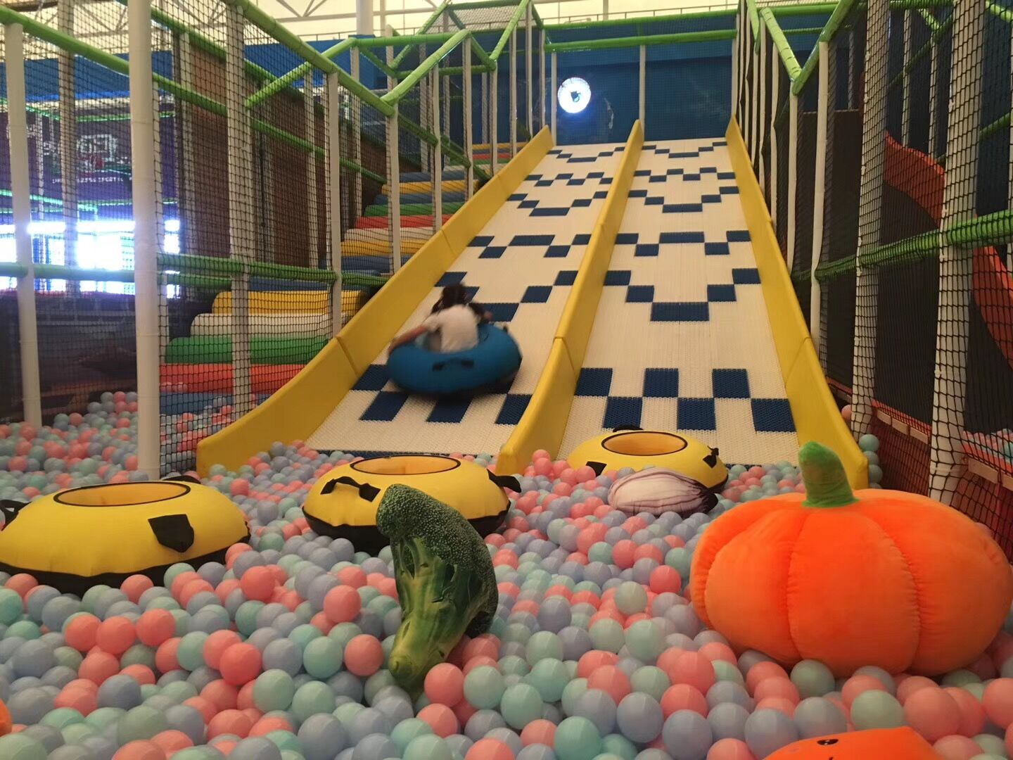 What's the Market Advantage of Children's Indoor Playground?