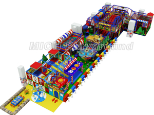 Sports Theme Kids Indoor Play Park Equipment for Sale