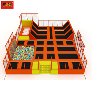 New design Castle Inflatable Indoor Playground