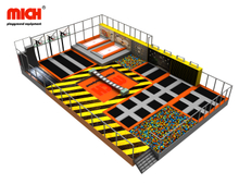 Fly High Indoor Trampoline Park For Sale