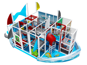 Kids Indoor Playground Equipment for Sale