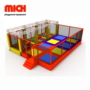 Custom Indoor Trampoline Park for Sale
