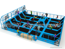 MICH Indoor Trampoline Park Design for Amusement 3511A