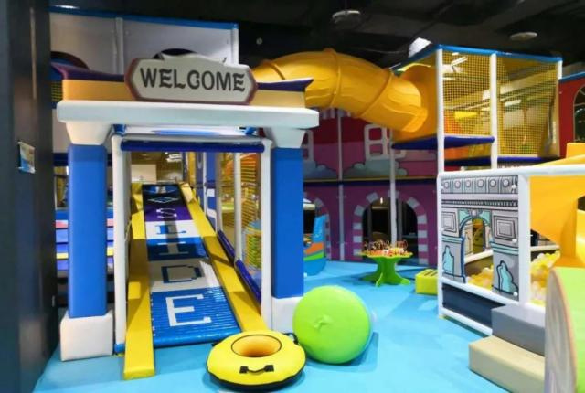 11 Ways Kids Indoor Playgrounds Could Help the Cubs Win the World Series