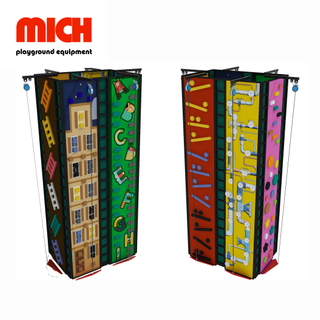 MICH Safe Soft Indoor Climbing Wall Playground Equipment for Sale