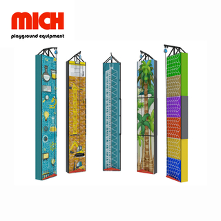 Kids Soft Indoor Climbing Wall Play Equipment for Sale
