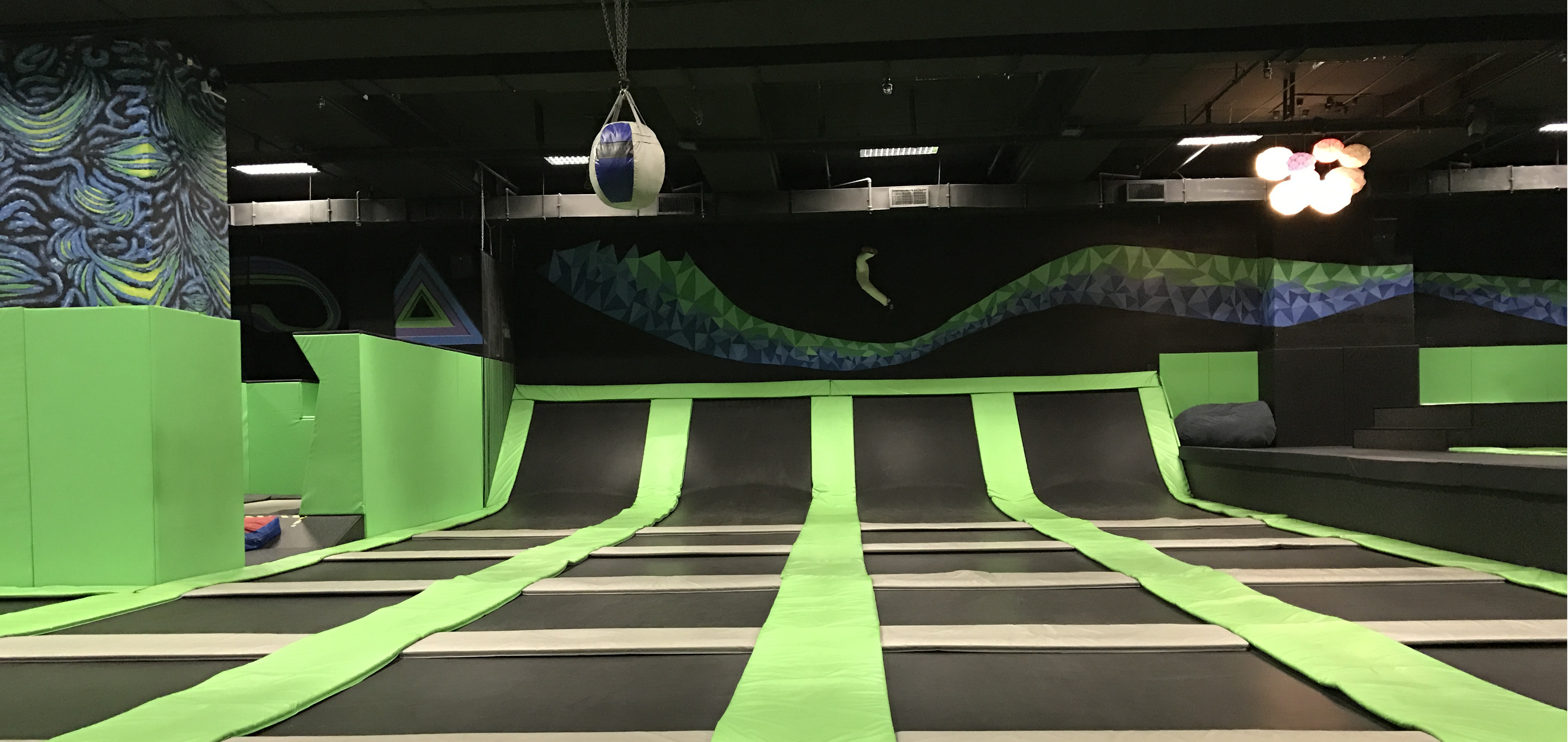 Reasons For Kids To Go To Trampoline Park