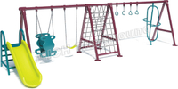 playground equipment outdoor swing 1115C