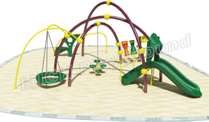 New Children Outdoor Playset