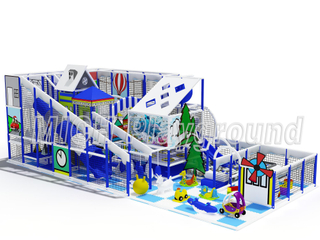 China Manufacture Kids Indoor Playground for Sale