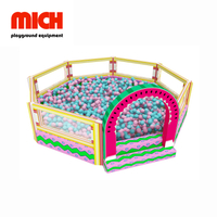MICH Soft Indoor Ball Pool for Kids