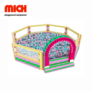 Mich Free Custom Indoor Ball Pit And Padding Pool for Kids
