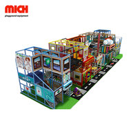 Safety Top-rated Commercial Kids Soft Indoor Playground Equipment