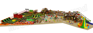 Mich Manufacture Kids Indoor Amusement Playground for Sale