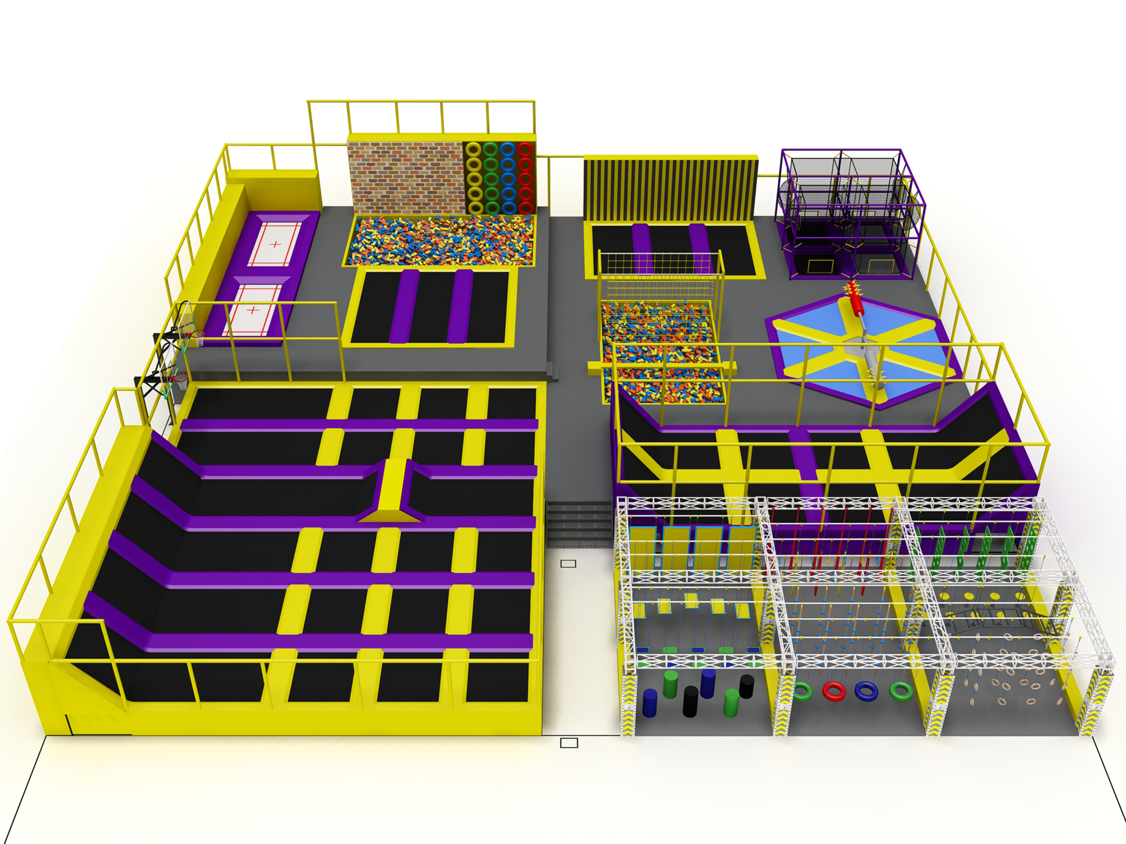 Adults' Guide To Indoor Trampoline Parks