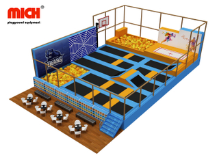Indoor Trampoline Park for Kids Adults China Manufacturer