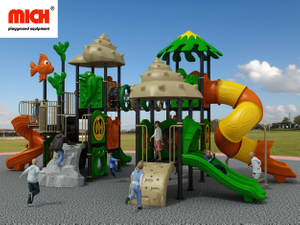 Daycare Children Outdoor Playground Equipment for Sale