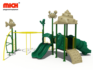 China Supplier Kids Outdoor Playground Equipment for Sale