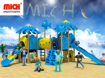 Chinese Supplier Kids Outdoor Playground Equipment