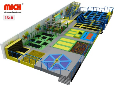 how to do the operation and marketing of trampoline park?