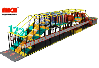 Kids Indoor Playhouse/ Maze Playground Equipment