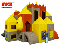 Kids Indoor And Outdoor Educational Plastic Playground Equipment