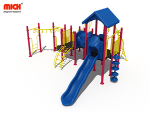 Customized Kids Outdoor Playground Equipment