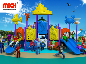 Customized Kids Outdoor Playset for Sale