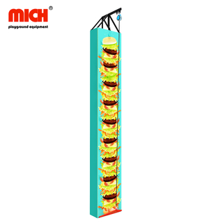 Mich Latest Design of Indoor Climbing Wall Equipment
