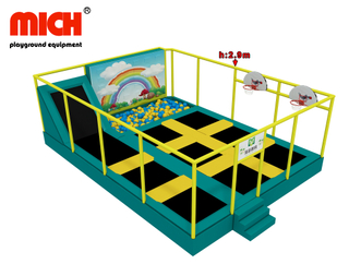 Small Indoor Kids Trampoline for Sale