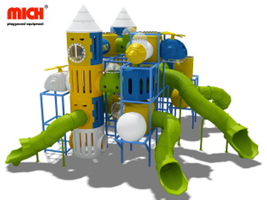 Mich Kids Indoor/Outdoor Plastic Playground Equipment for Sale