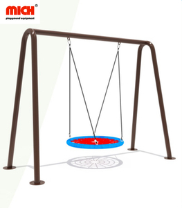 Mich Quality Outdoor Kids Adults Swing Set