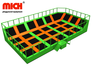 Whole Free Jumping Zone Trampoline Park