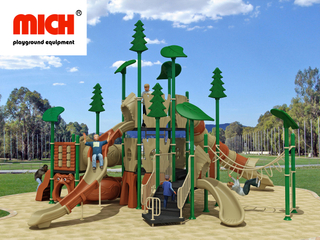 Commercial Kids Outdoor Playground Equipment for Sale