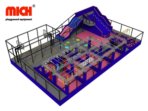 Mich Custom Ninja Warrior Course for Kids Adults