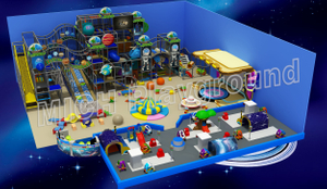 China Manufacture Kids Indoor Playground Equipment for Sale